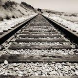 Railway tracks Royalty Free Stock Photo