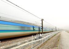 Railway train Stock Images