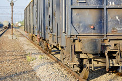 Railway transport Stock Photography
