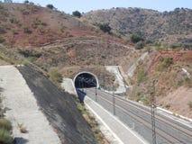 Railway tunnel Stock Photos