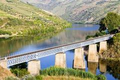 Railway viaduct Stock Photography