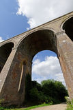 Railway Viaduct Royalty Free Stock Photography