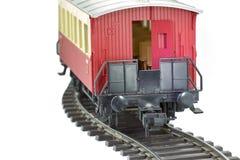 Railway wagon Stock Image