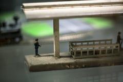railwayman Stock Afbeeldingen