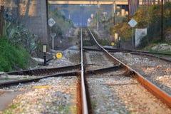 railways Стоковые Изображения