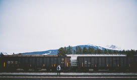 Railways and mountains