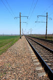 Railways of Ukraine Royalty Free Stock Images