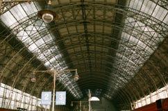 Railwaystation Royalty Free Stock Photo