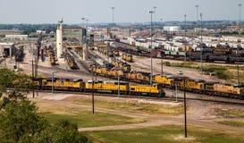 Railyard Fotos de Stock