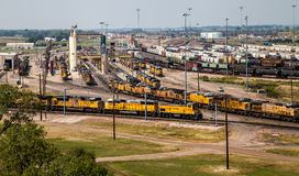 Railyard Stock Photos