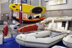 Raimar Stand Boat Show Roma Photographie stock libre de droits