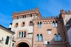 Raimonda Tower Royalty Free Stock Photos