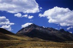 raimondy sky för puya 2 Arkivbilder