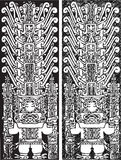 Raimoni stela, american culture icon Stock Photos