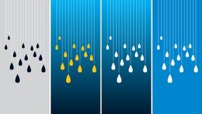 Rain stock illustration