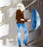 Rain Royalty Free Stock Image