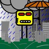 Rain Royalty Free Stock Photos
