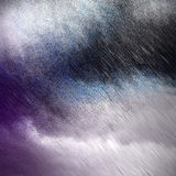 Rain abstract background, weather Royalty Free Stock Image