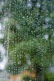 Rain Background Stock Image
