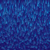 Rain Background. Blue Water Drops. Vector. Rain Background. Blue Water Drops. Vector Illustration Royalty Free Stock Image