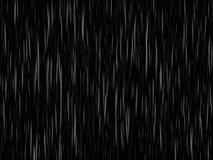 Rain on black. Vector rain texture. Abstract vector background Royalty Free Stock Photos