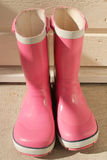 Rain boots Royalty Free Stock Photos