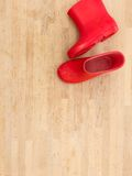 Rain Boots Stock Images