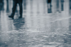 Rain Royalty Free Stock Photography