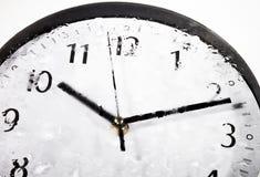 Rain clock - RAW format Stock Photo