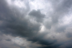 Rain cloud Stock Photography