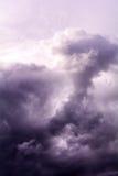 Rain cloud. Royalty Free Stock Image