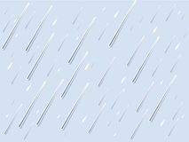 Rain cloud background vector. Big rain cloud background vector Royalty Free Stock Photos