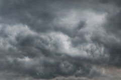 Rain cloud Royalty Free Stock Photography