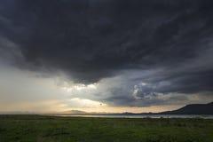 Rain cloud stock images