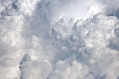 Rain clouds. High resolution photo of rain clouds Stock Photography