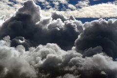 Rain Clouds Royalty Free Stock Photo