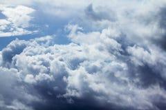 Rain clouds Stock Photos
