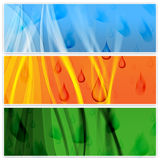 Rain Copyspace Represents Downpour Abstract And Squally Royalty Free Stock Image