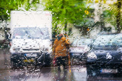 Rain day Royalty Free Stock Images