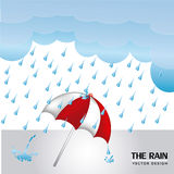 Rain design Stock Photos