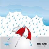 Rain design Stock Photos