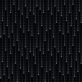 Rain of dots Royalty Free Stock Photos