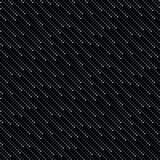 Rain of dots. Cosmic rain of halftone dots (seamless background Stock Photo