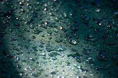 Rain drips pattern Royalty Free Stock Images