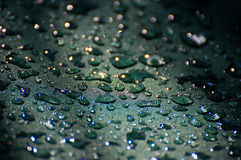 Rain drips pattern Royalty Free Stock Photography
