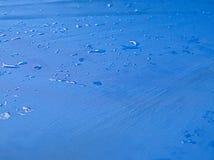 Rain droppe Royaltyfri Foto