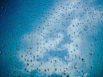 Rain droppe Royaltyfri Bild