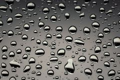 Rain drops on the glass, background. water drop background textu. Re Stock Image