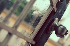 Rain drops rainy day Stock Image
