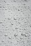 Rain drops on window pane. As a background Stock Photo